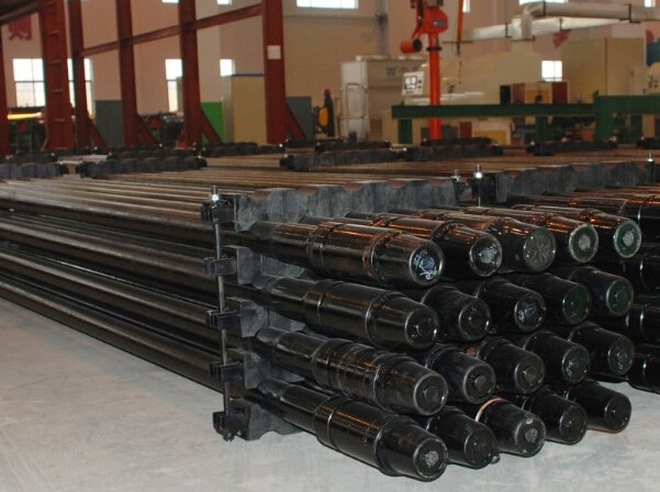 "API 5DP drilling seamless S135 5 1/2FH 5 1/2"" /5"" drill pipe"