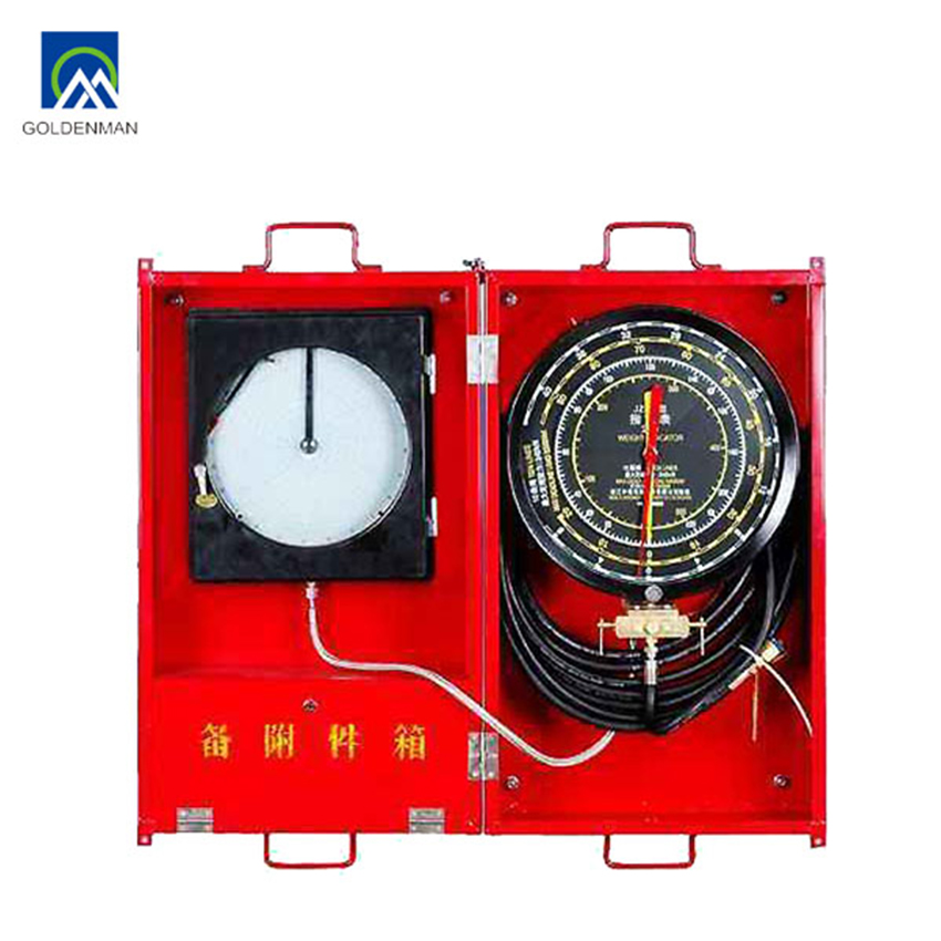 API Drilling weight indicator used in drill rig