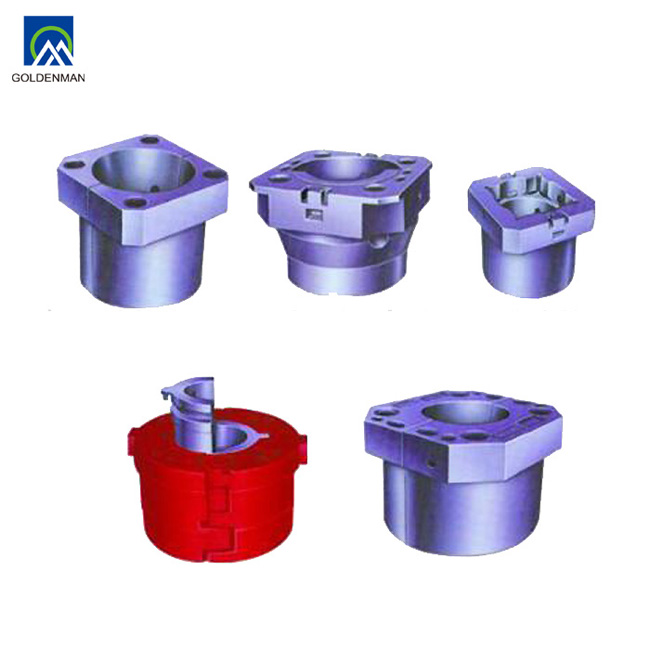 MPCH Pin Drive Hinged Master Bushing for drilling operations