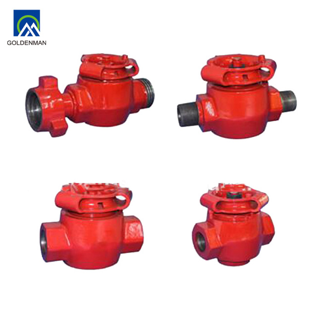 "2 "" SPM plug valve for oilfield"