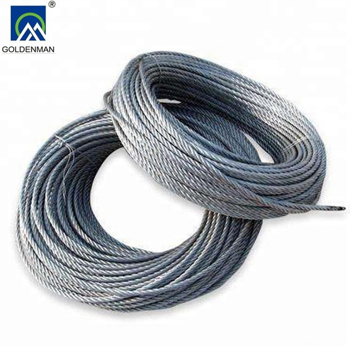 HOT SALE API steel wire rope